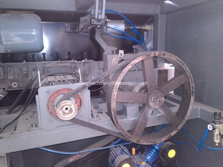 Round Bar Automatic Angle Bender Machine