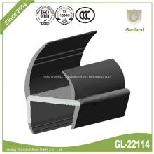 Joint d'étanchéité en PVC pour joint de camion de cargaison en caoutchouc co-extrudé