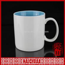 HCC taza de cristal de buena calidad hecha de china de hueso nuevo