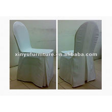 Einfaches Waschen Bankett Stuhl Abdeckung XC972