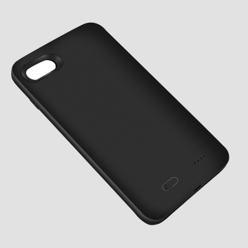 caso de carregamento do banco do poder do lítio do iphone 7