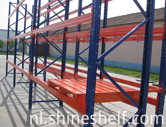 Heavy Duty Shelves Sample
