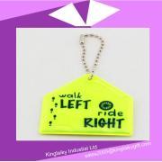 Portachiavi pendente riflettente / borsa per trasporto Ksv017-007