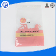 Eco-friendly Printed Clear Underwear Plastic Bag