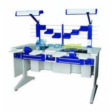 зубоврачебное рабочее место(двойное лицо) (стоматологические лаборатории оборудование) (модель AX-JT6) (одобренный CE)