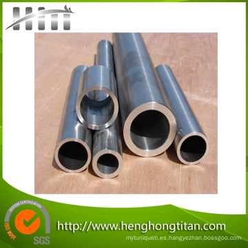 Tubo de titanio ASTM B337 Gr1