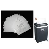 oil bag for paper shredder