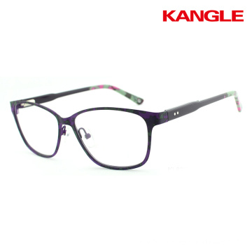 2017 hotselling metal glasses New Optical Frame Fashion Metal Eyewear Frame High Quality Stainless
