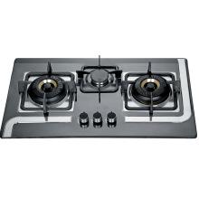 Tres quemador incorporado en la cocina (SZ-LX-200)