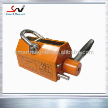 high energy safe light manual scrap lifting magnet