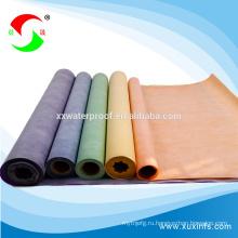 Используется для изготовления водонепроницаемой мембраны из полиэтилена и полипропилена