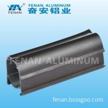 Fenan Aluminum Extrusion Profile for Window Curtain Guideline