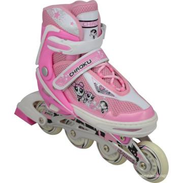 CE aprovado sapatas ajustáveis do skate do rolo
