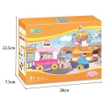 New Educational Building Design Construction Toy