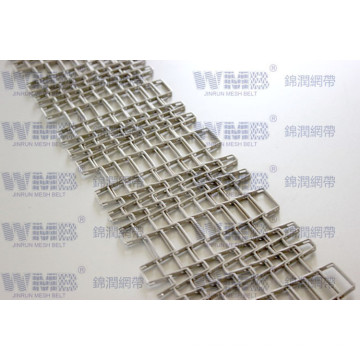Stainless Steel Curve Cpnveyor Belt