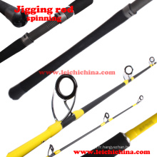 High Carbon FUJI Reel Seat Spinning Jigging Fishing Rod