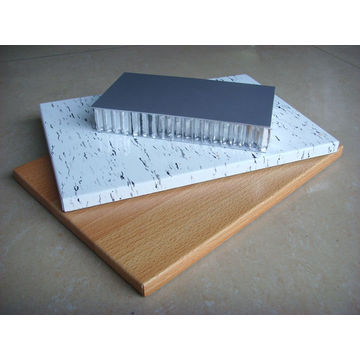Light Weight Aluminium Honeycomb Wall Cladding