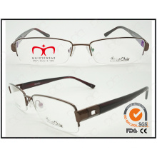 Metal Eyewear for Unisex Fashionable Hot Selling Reading Glasses (WRM410005)