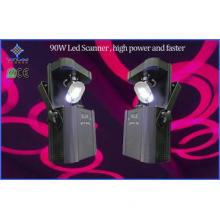High Power 90W LED Scanner Light  Rotation Gobo Professiona
