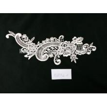 New lace designs especial padrão elástica nupcial nigéria rendas para casamento vestido
