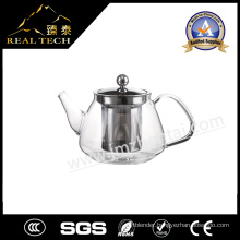 Cheap Glass Teapot with Infuser Made in China