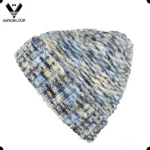 2016 Unisex Custom Inverno Moda Malha Chapéu
