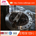 Carbon Steel Transparent Paint 86030 Dn10-1000 Flange