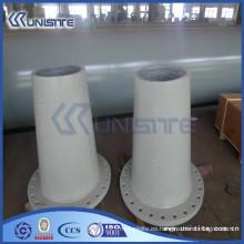 Personalizado tubo de desgaste de paredes gruesas para el dragado (USC7-007)