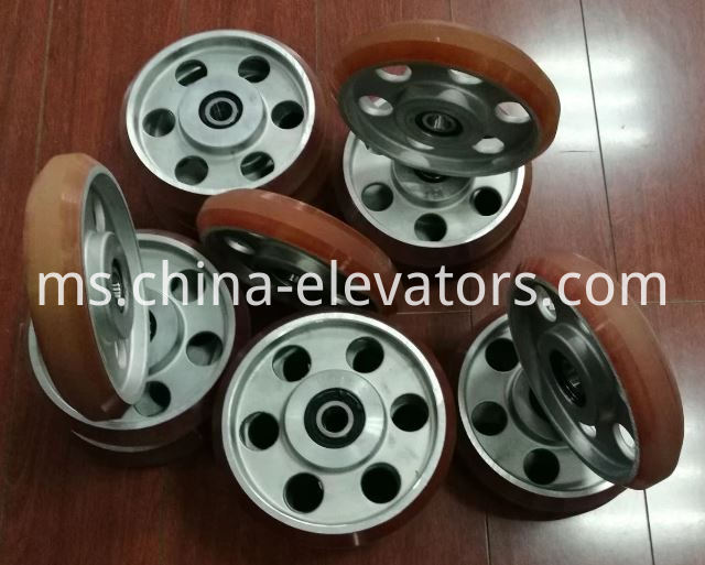 High Speed Guide Roller for LG Sigma Elevators 160*30*6203|6004