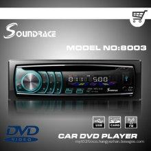 Soundrace latest series One Din Car DVD Player S8003