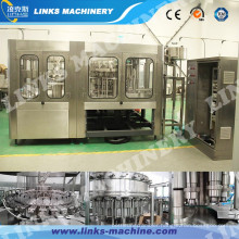 Carbonated Beverage Filling Capping Machine