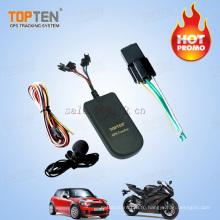 Предупреждение трекер с тревога движения, GPS и отчеты о поездках, за скорость оповещения (GT08-кВт)