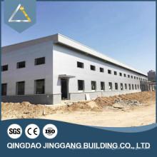 Économique industriel Vente sur mesure Bâtiment préfabriqué en acier