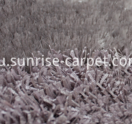 Strip& silk mixed carpet (2)