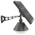 CREATER solar fence light
