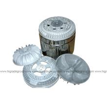 Máquina de lavar Molde de injeção / Molde de plástico / Home Appliance Molde de plástico / Molde de injeção