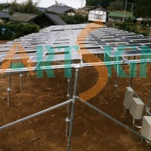 Solar Mounting Structures for off Grid Solar Systems