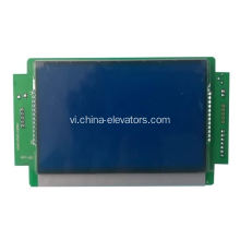 KONE thang máy Blue LCD Display Board KM51104209G01