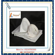 Sac de filtre à poussière de fibre de verre PTFE Non Alkali élargi pour incinérateur de déchets
