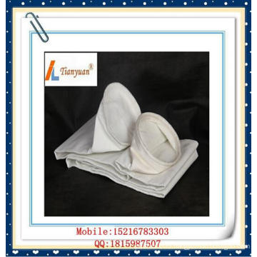 Expanded PTFE Non Alkali Fiberglass Dust Filter Bag for Garbage Incinerator