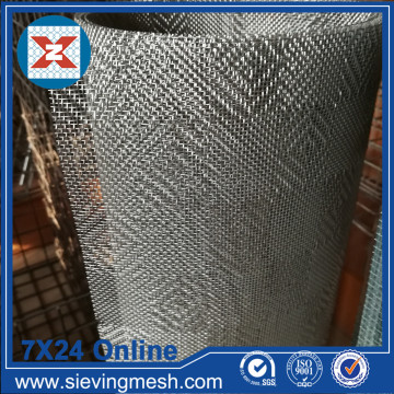 Mesh Twill Stainless Steel