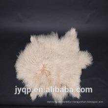 2018 Tibetan Mongolian Lamb Fur Sheep Mat