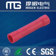 Conectores de extremidade isolados vermelho 2014 MG BV