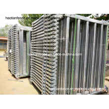 30X60mm Oval Rails Livestock Panel, Cattle Panels