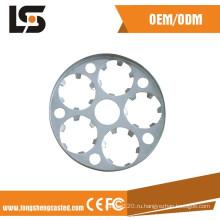 CNC подвергая механической обработке запасные части нержавеющей стали отливки точности