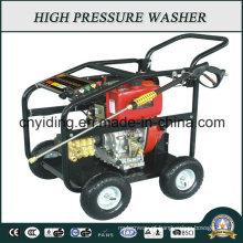 250bar Máquina de limpeza de alta pressão comercial profissional resistente do diesel (HPW-CK186)