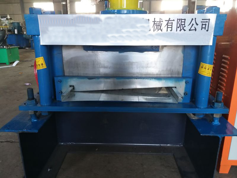 Siding Panel Roll Forming Machine