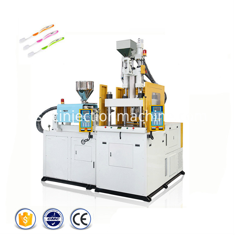 Rotary Toothbrush Injection Moulding Machine