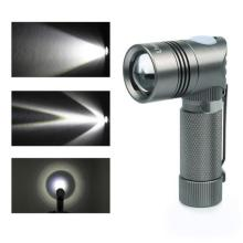 LED Flashlight with High Lumen and Quality