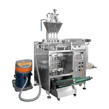 Machine à emballer automatique de poudre de sachet à voies multiples